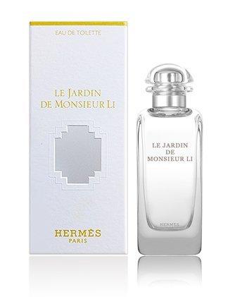 HERMS Le Jardin de Monsieur Li 0.25 oz / 7.5 ml edt MINIATURE Travel by Unknown - 7,5 Ml Edt