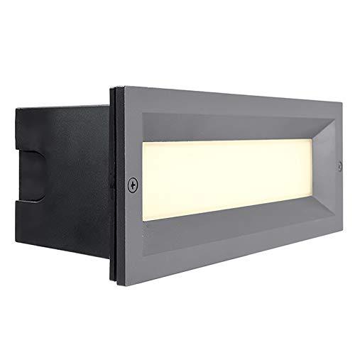 Luz LED de Camino Viale Camino Foco empotrable Pared 12W IP6512LED 230V–Luz...