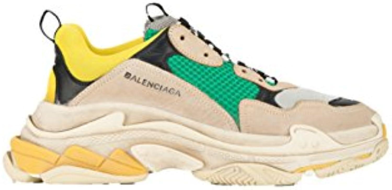 Balenciaga - Zapatillas de Piel para Hombre Beige Beige