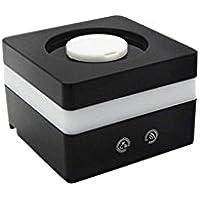 YARBAR Luci portatile USB Ultrasuoni Aromaterapia diffusore di oli essenziali