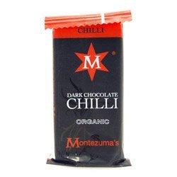 Montezumas Chocolate Org Dark Choc Chilli Mini Bar 30G by Montezumas Chocolate