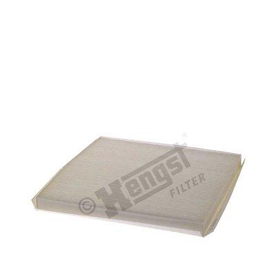 Filter, Innenraumluft u.a. für Volvo  Hengst Filter (E1916LI)   Filter, Heizung/Lüftung