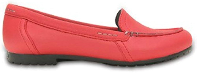 Crocs - Mocasines de Sintético para Mujer Pepper/Black 36 EU
