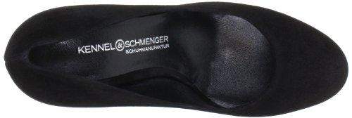 Kennel Und Schmenger Schuhmanufaktur 51-89500.380, Escarpins femme Noir (Schwarz)
