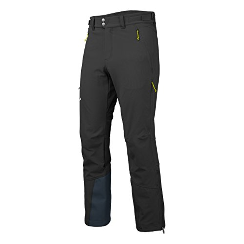 Salewa Herren Sesvenna Freak Dura Stretch Hose, Black Out, XL