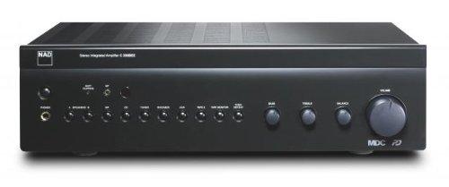 NAD C356BEE Verstärker graphite (Surround-sound System Einheit)