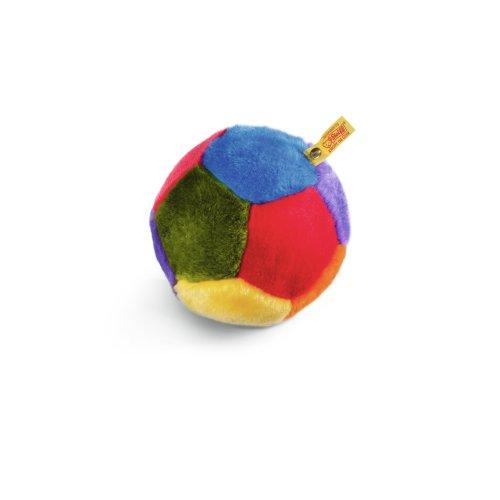 Steiff 205286 - Ball 15 Plüsch, bunt