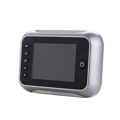 """3,5"""" LCD Elektronische Farbbildschirm Tür Türklingel IR-Viewer Tür Nachtsicht Kamera Foto/Videoaufnahme Digitalkameratür"""