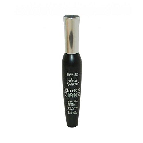 Bourjois Volume Glamour Black Diams Mascara - 62 Noir Paillete -