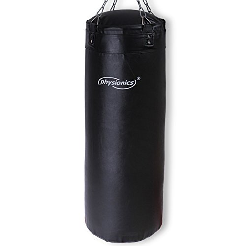 Boxsack 120x35 Boxsack 30kg inkl. Vierpunkt-Stahlkettenaufhängung mit Drehwirbel