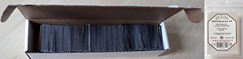 1000 Magic: The Gathering Karten + praktische Kartenbox - Sammlung - Deck Lot - Uncommons Commons Rares? - No Alpha Beta Black Lotus + 100 Docsmagic.de Card Game Sleeves (Beta-sammlung)