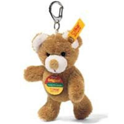 Steiff 110160 - Schlüsselanhänger Teddy goldblond