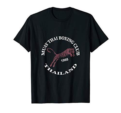 Thailand Muay Thai Shirt Tiger Box Club T-Shirt (Thailand Kostüm Frauen)