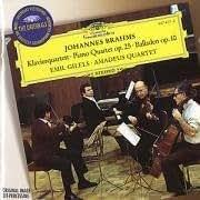 Brahms: Quartet No.1, Op.25 (DG The Originals)
