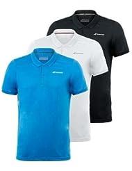 Babolat pour garçon Core Club Polo de tennis