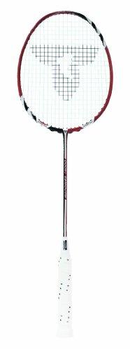 Talbot Torro 439965 Badminton-Schläger ISOPOWER T4002 - red-black-white