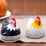 Best Kitchen Timers - HOMIES INTERNATIONAL 1 Unit magnetic Creative Cute Hen Review