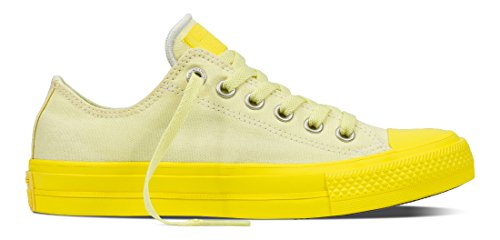 Converse Unisex-Erwachsene Chuck Taylor All Star Ii Sneaker Gelb (lemon Haze/Fresh Yellow/Fresh Yellow) FLIh4