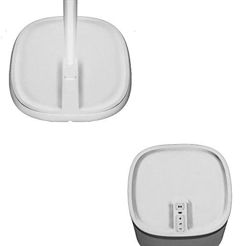 GT Studio15001WHT2, Soporte de altavoz para Sonos Play:1 o Play:3, Color Blanco