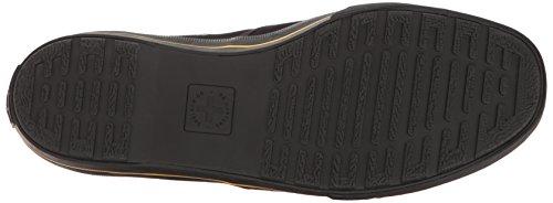 Dr. Martens Mens Toomey Slip-On Loafer Black