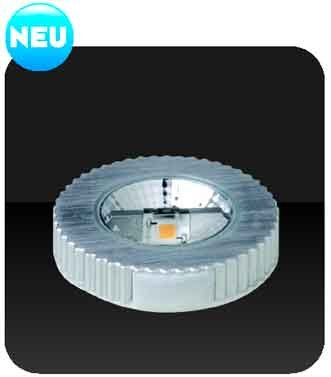 Led Lampada Con Riflettore, Gx53/240V/5W, 2800K, 30 ° Flood (Led Flood Lampada)