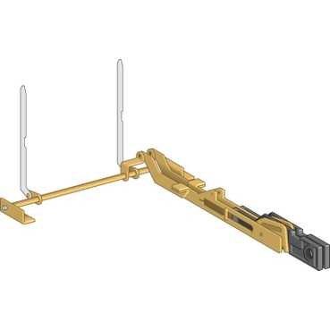 Schneider 48592 Shutter-Positionsanzeige und Verriegelung< 4000A