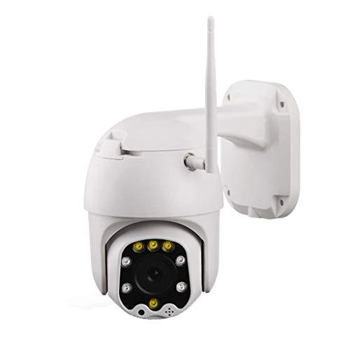 LILIGOD Kamera Volle HD1080P PTZ IP-Haube WiFi 2.0 MP Kamera 5X Optischer Zoom Wasserdicht im Freien Outdoor Full HD WiFi Audio Kamera Zweiwege-Sprachnetzwerkkamera -