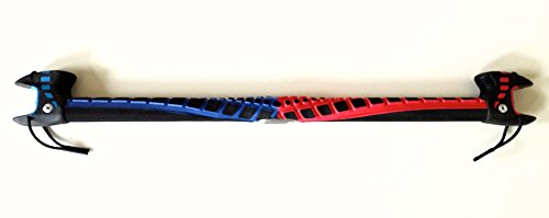 Centro de All-in-One Bar Original en forma 'V' de 54cm incluyendo Extremos de Barras para Tabla de Kitesurf Flexifoil