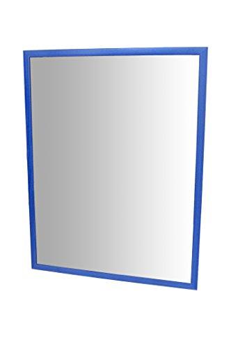 HenBea - Espejo con marco de madera