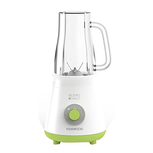 31WFlNenWsL. SS500  - Kenwood Blend-XTRACT SBO55WG Blender - White & Green