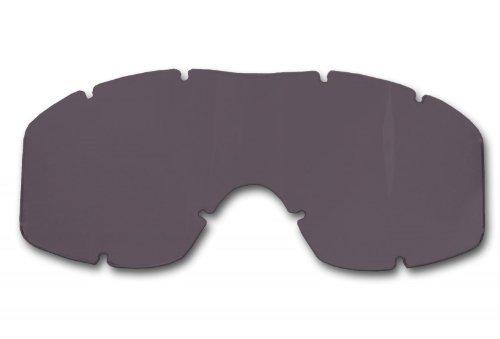 ESS asian-fit Profil 2,8mm Ersatz Lens Smoke Gray 740-0259