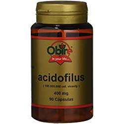 Obire Acidofilus - 90 Cápsulas