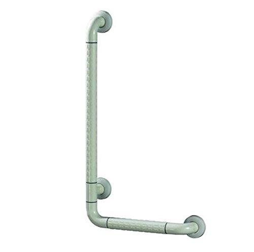 Handlauf Für Badezimmer Sicherheitshandlaufbadezimmer-älterer Behinderter Frauenbadezimmerduschebadezimmer-Badewannenhandlauf Weiß 60cm
