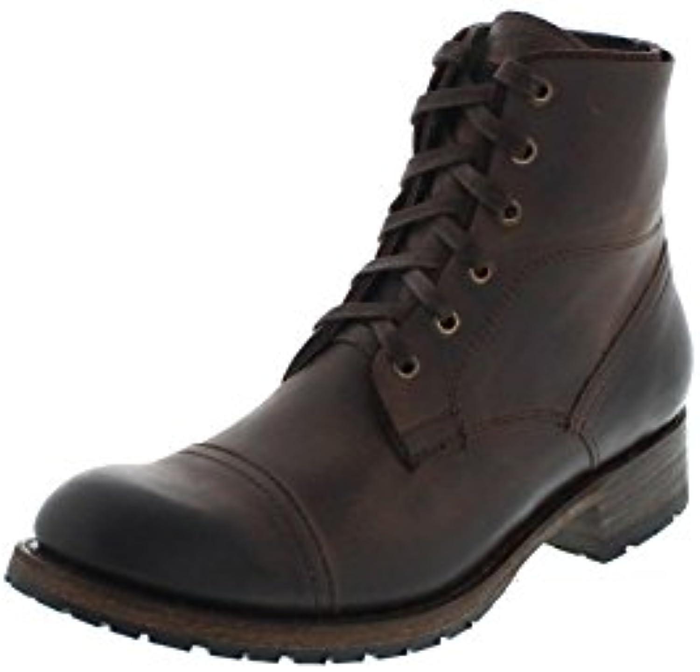 FB Fashion Boots Sendra Boots Bernie 11934 Oiled Marron Schnürstiefel Für Herren Braun Urban BootSendra Boots 11934 Schnürstiefel Groesse