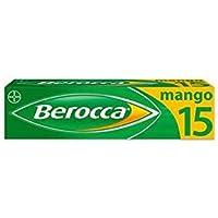 BEROCCA Multi Vitamin Effervescent Mango 15, 100 g preisvergleich bei billige-tabletten.eu