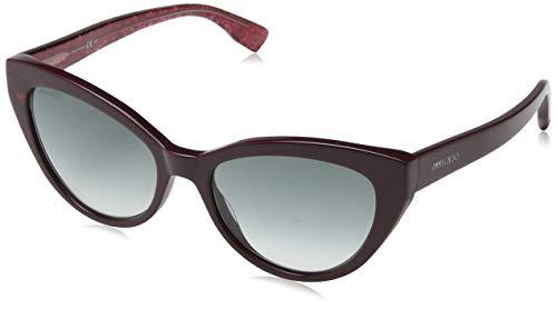 Jimmy Choo Sonnenbrille Costy/S Bb Red Redglitt, 54