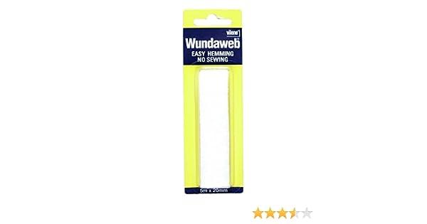 Vilene Wundaweb petit pack 5m x 20mm