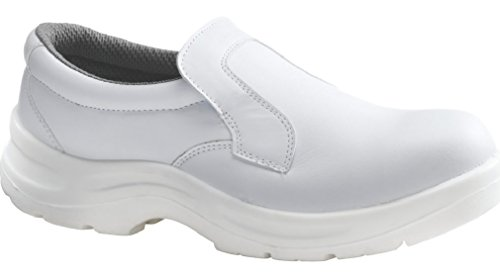 Scarpe antinfortunistiche bianche - Safety Shoes Today