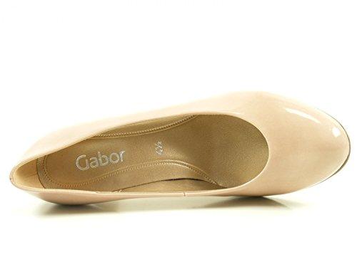 Gabor 75-210 Scarpe Col Tacco Rosa