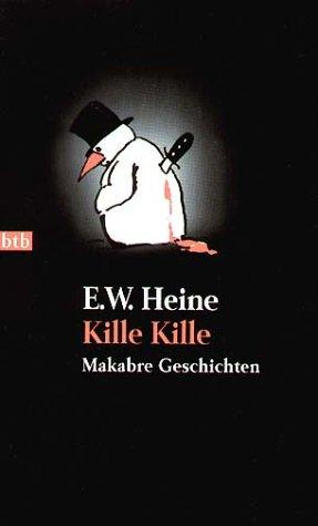 btb Verlag Kille Kille. Makabre Geschichten
