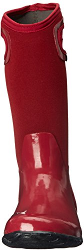 Bogs Tacoma Tall Womens Wellies Red