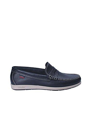 CallagHan 85303 Mokassin Mann Blau