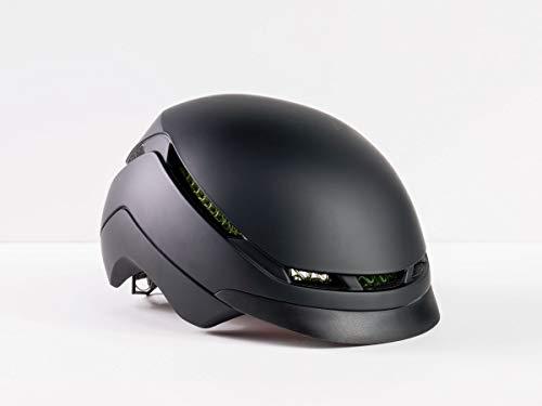 Bontrager Charge WaveCel Fahrrad Helm schwarz 2020: Größe: M (54-60cm)