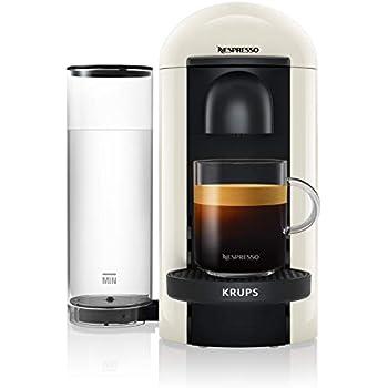 Krups Nespresso xn9031 vertuo Plus Cafetera de cápsulas ...