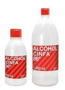 Alcohol 96º