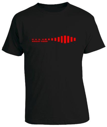 Knight Rider - Kit Lights Mens T-Shirt