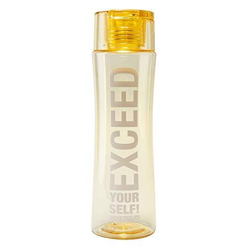 PROZIS Slender Bottle Yellow 600 ml - Gelb - Single Size - Single Nutrition Optimum