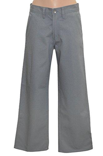 Pepe Jeans Damen Hose Beige Beige L Grau
