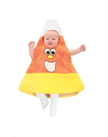Kostüm Fasching CANDY CORN Größe 56-62 Karneval BabyKostüm USA Size 0-6 (Kostüme Palace)