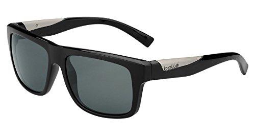 Bollé Sonnenbrille Clint, Shiny Black, L, 11825